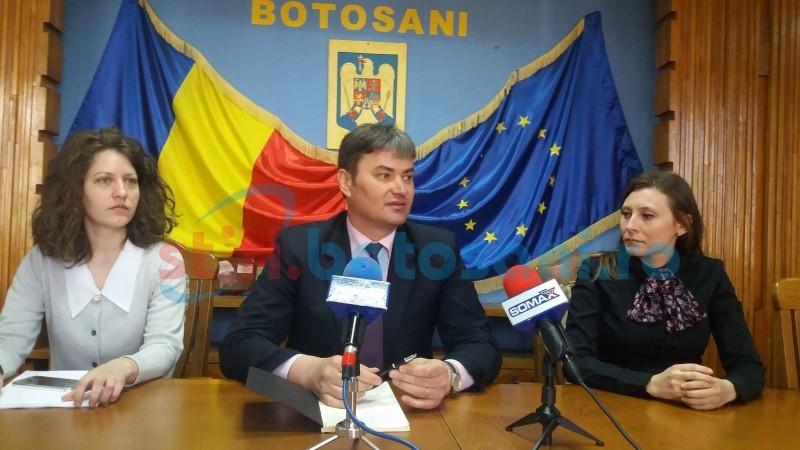 Încă un consilier cooptat în echipa noului prefect de Botoșani