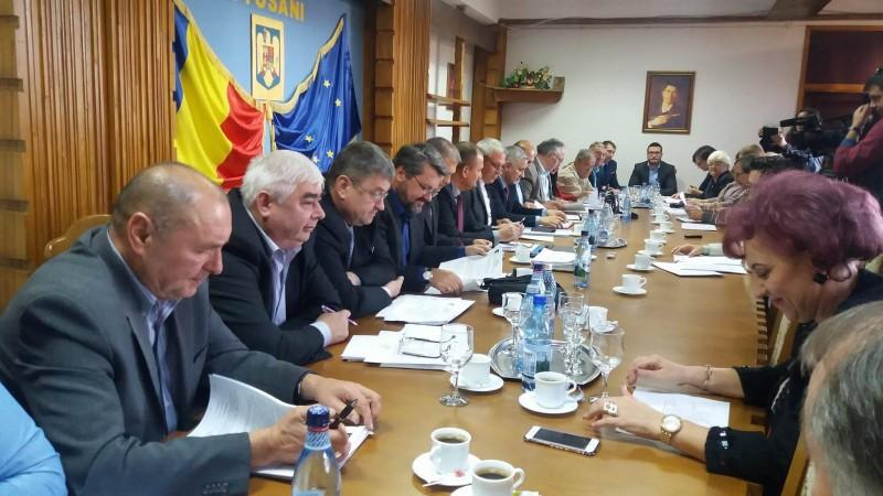 Consilierii judeţeni au aprobat plata corecţiei financiare uriaşe aplicată proiectului de la Mavromati. De ce s-a dat corecţia!
