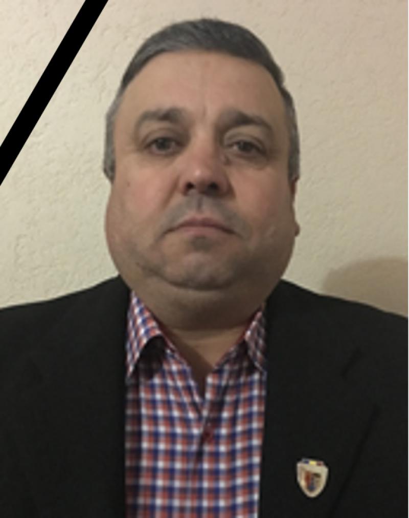 Consilierul judeţean Ionel Nenişcă va fi înmormântat marţi