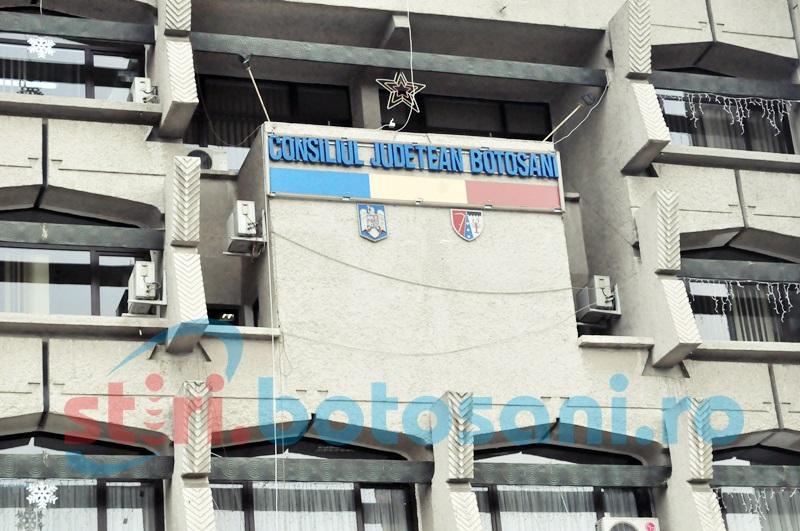 Consiliul Județean Botoșani face angajări