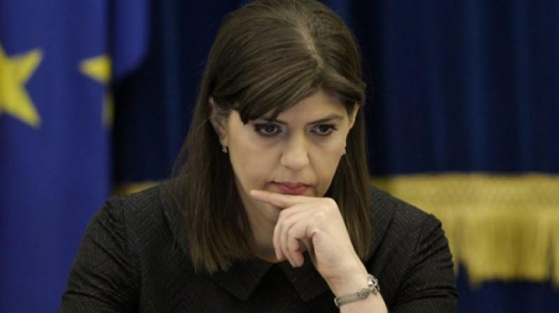 Consiliul UE a validat-o pe Laura Codruța Kovesi pentru funcția de procuror-șef european!