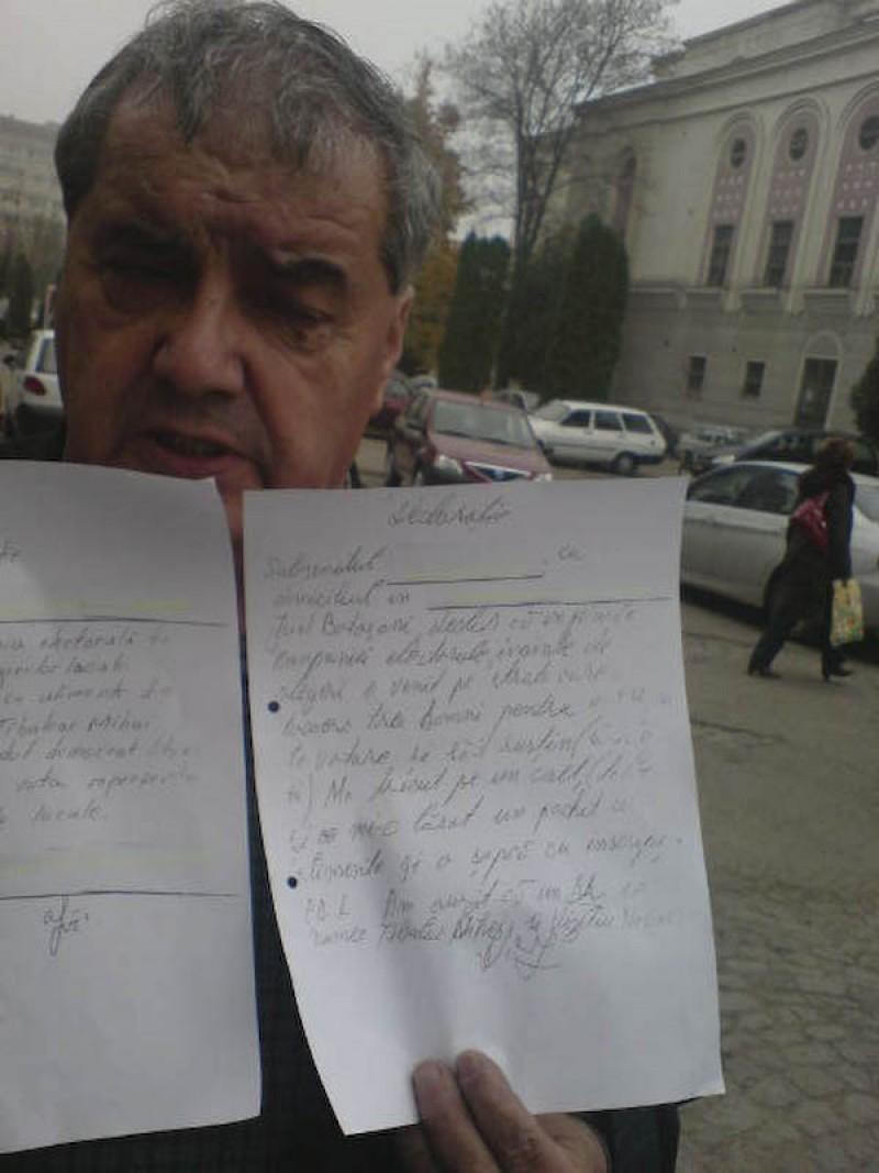 Constantin Contac: Tabuleac ar trebui sa fie arestat!