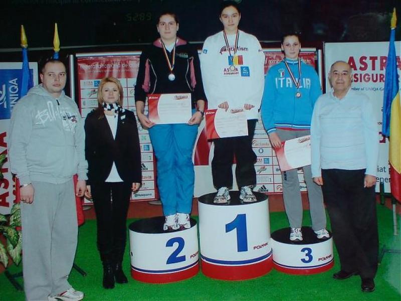 Constantin Nacu: Antrenorul care şlefuieşte atleţi