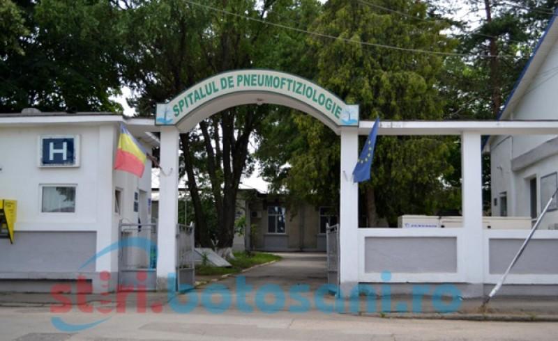 Contestație la concursul de manager al Spitalului de Pneumoftiziologie de la Botoșani