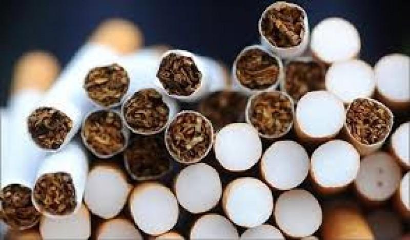 Contrabandist cules de pe stradă: Avea la el aproape 2400 de țigarete!