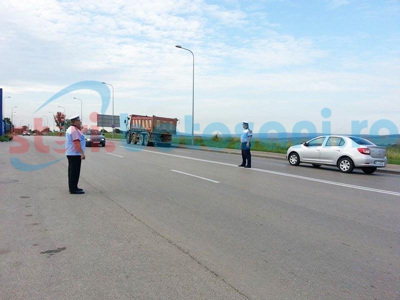 Razii de amploare ale polițiștilor botoșăneni: Amenzi, bunuri confiscate și șoferi lăsați fără permis!