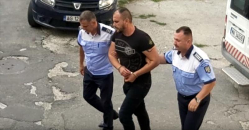 Control judiciar pentru un botoşănean implicat într-un scandal cu săbii care a îngrozit municipiul Câmpulung Muscel!