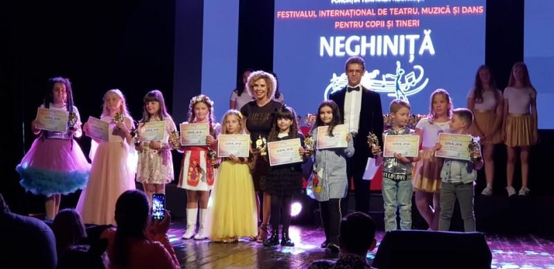 Copiii de la Botoșani au obținut premii la 3 concursuri Internaționale de Muzică!