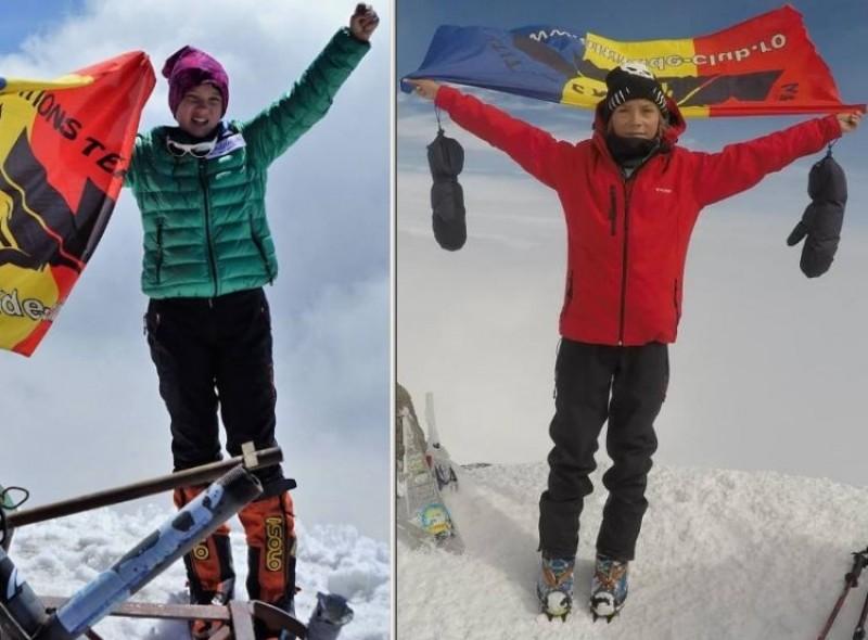 Copiii-minune ai alpinismului romanesc si-au pierdut viata in avalansa de pe Retezat