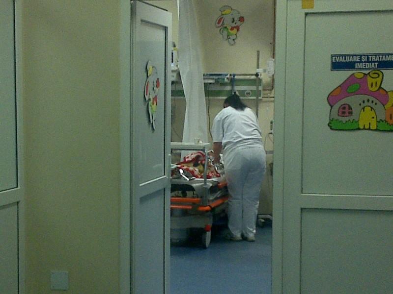 Copil ajuns la spital din cauza unei jucării!