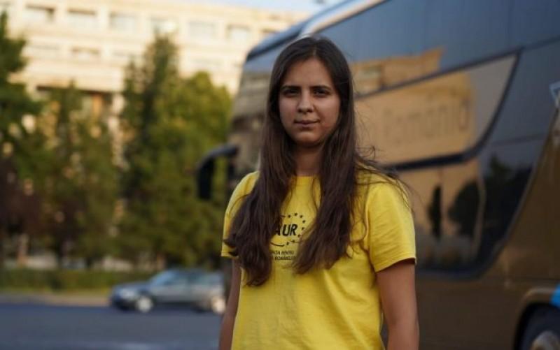 Copila de AUR care a dus partidul la 15% în Botoşani şi a demisionat a doua zi