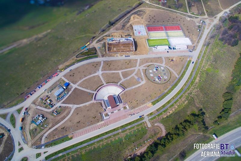 Corecții financiare la proiectul de la Parcul de agrement Cornișa!