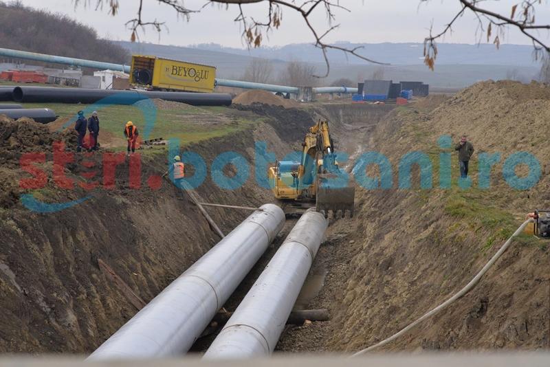 Bani obținuți de o primărie din județul Botoșani pentru alimentarea cu apă a întregii comune