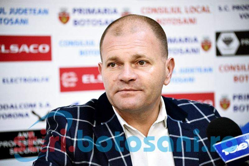 """Cornel Șfaițer: """"În seara asta am avut determinare, agresivitate pozitivă"""""""