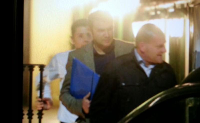 Cornel Sfaiter, intalnire cu Ponta, Dragnea, Hagi si Iorgulescu, inainte de alegeri - FOTO