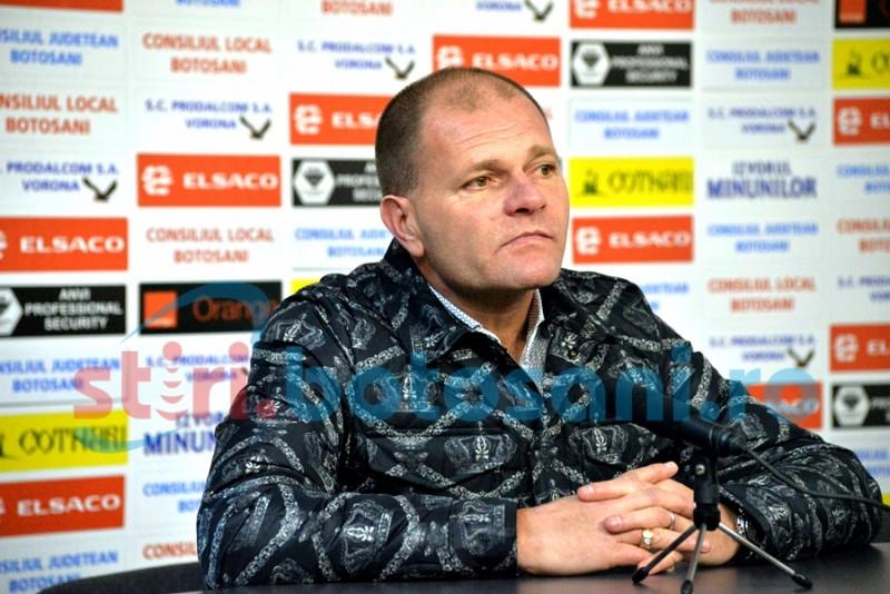 """Cornel Șfaițer: """"Leo era foarte supărat. Jucătorii nu mai erau concentrați"""""""