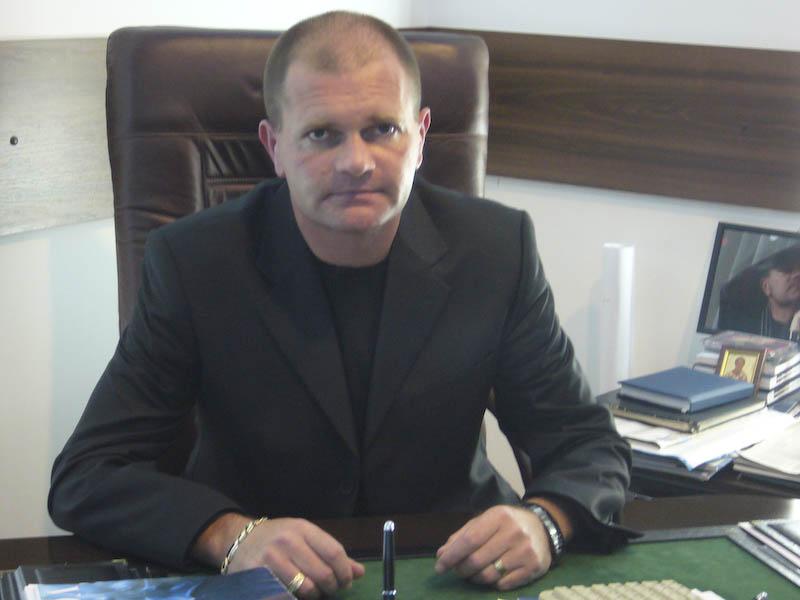 Cornel Sfaiter, vicepresedinte CA FC Botosani: Arbitrii m-au scos din pepeni!
