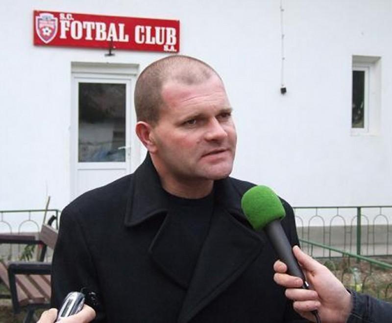 Cornel Şfaiter vrea o victorie pe teren cu Gloria Buzău