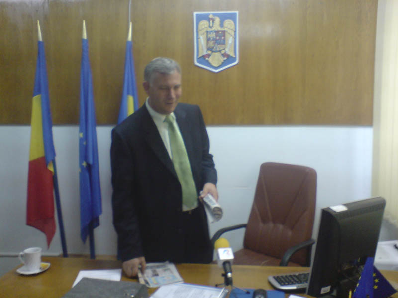 Corneliu Mihai: Nu vreau raportari in bataie de joc
