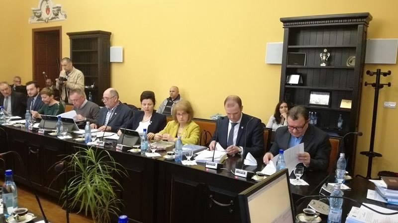 Consilierii locali ai PSD, acuzaţi că sabotează deschiderea Parcului de agrement Cornişa
