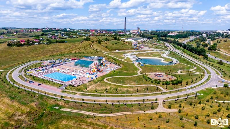 Cornișa Aquapark & Sports Botoșani, vedetă pe Zig Zag prin România: Complexul Cornișa Aquapark este unul din cele mai frumoase locuri din țară!
