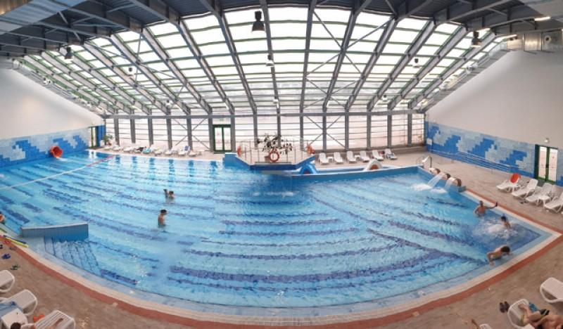 """""""Cornișa"""" se pregătește pentru redeschiderea piscinei interioare"""