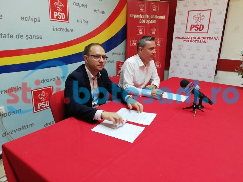 Cosmin Andrei și-a anunțat candidatura la Primărie, în interiorul PSD