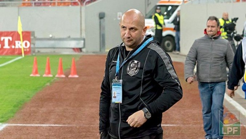 Costel Enache ajunge la Botosani pentru negocieri, insa a aparut si varianta Vasile Miriuta!
