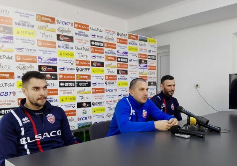Costel Enache, deranjat de arbitraj după înfrângerea în faţa echipei Dinamo Bucureşti