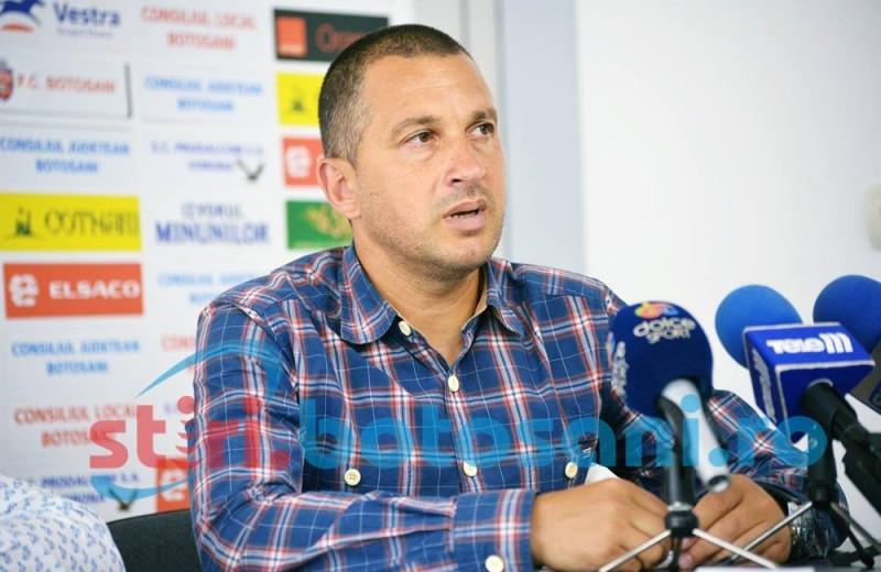 """Costel Enache: """"În tur am simţit o putere impresionantă la Dinamo"""""""
