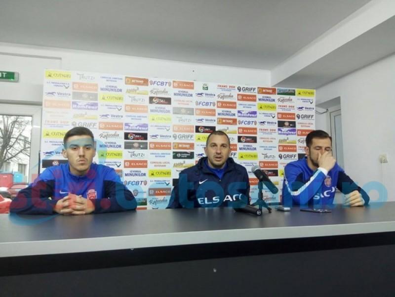 Costel Enache, înainte de meciul de Cupă cu Viitorul: Va fi un meci diferit faţă de cel din campionat
