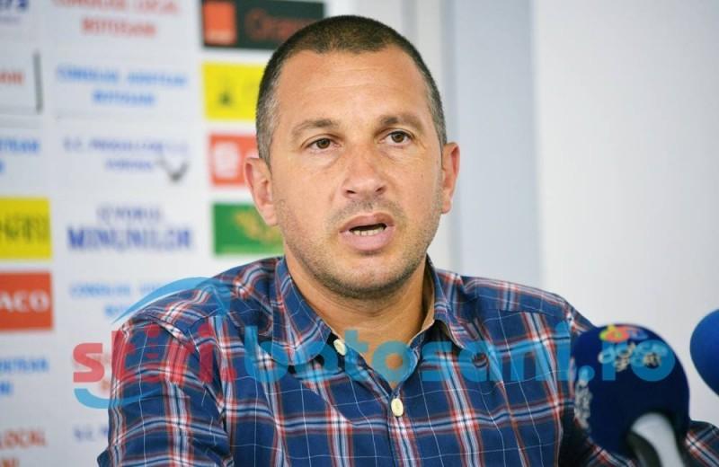 """Costel Enache, inaintea duelului cu CFR Cluj: """"Sunt curios să vedem care este potenţialul nostru"""""""
