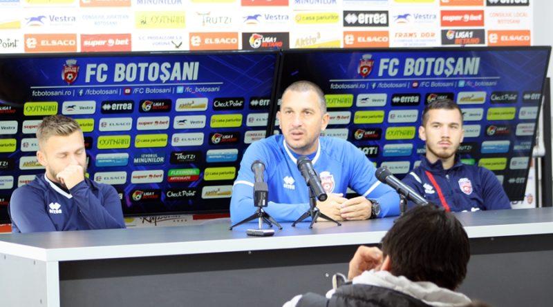 """Costel Enache, înaintea meciului cu Dinamo: """"Avem ceva de demonstrat, avem răni, avem orgolii"""""""