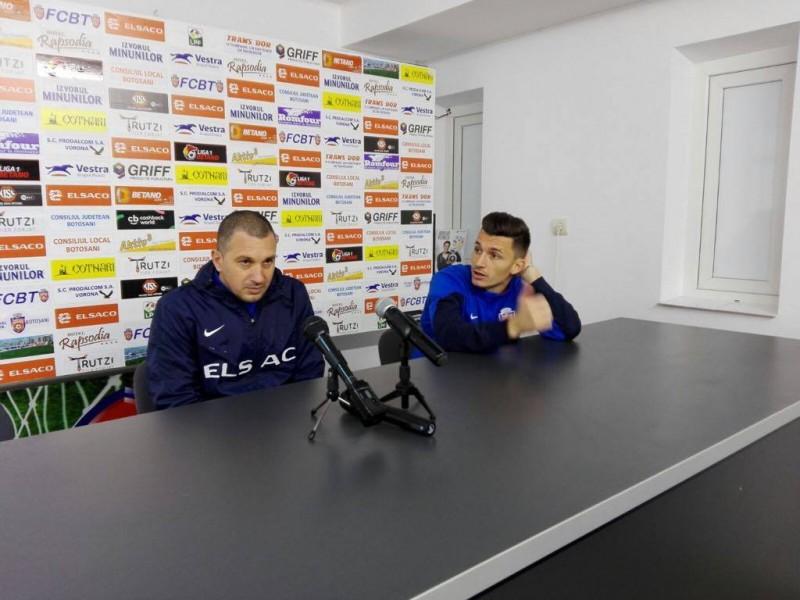 Costel Enache, înaintea meciului cu FCSB: Este meci important pentru noi prin prisma rezultatelor din ultimul timp