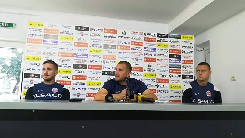 """Costel Enache: """"Am observat la Juventus un joc mai bun decat o arata rezultatele. Nu ne asteapta un meci usor"""""""