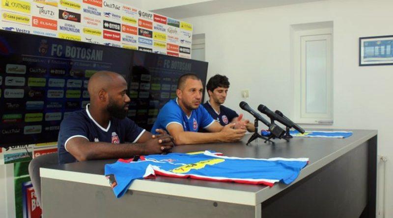 """Costel Enache: """"Sunt doi jucători care au adus un mare plus echipei noastre"""""""