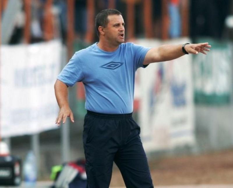 Costel Orac antrenor principal la Dinamo II