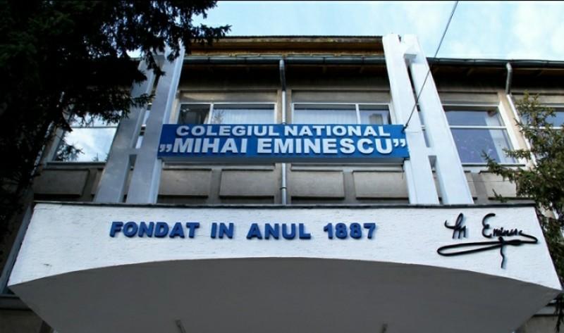 """Covid-19 închide și Colegiul """"Eminescu"""""""