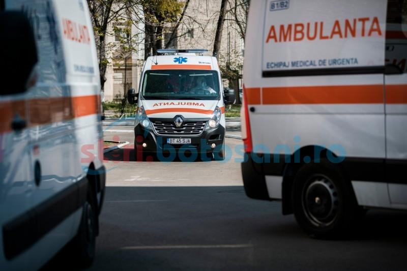 COVID: 364 de botoșăneni infectați, dintre care 164 de cadre medicale și doi polițiști