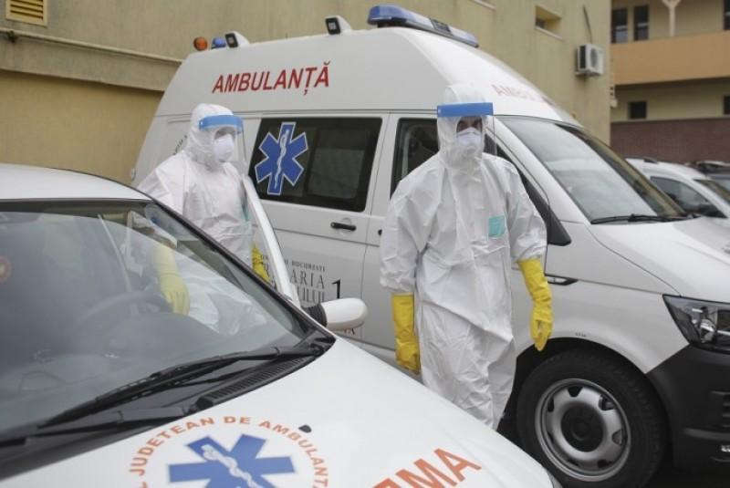 COVID. 641 de cazuri noi de infectare, dintre care trei în Botoșani, în ultimele 24 de ore