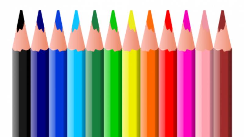 Creioanele de colorat şi acuarelele care conțin prea mult plumb vor fi interzise