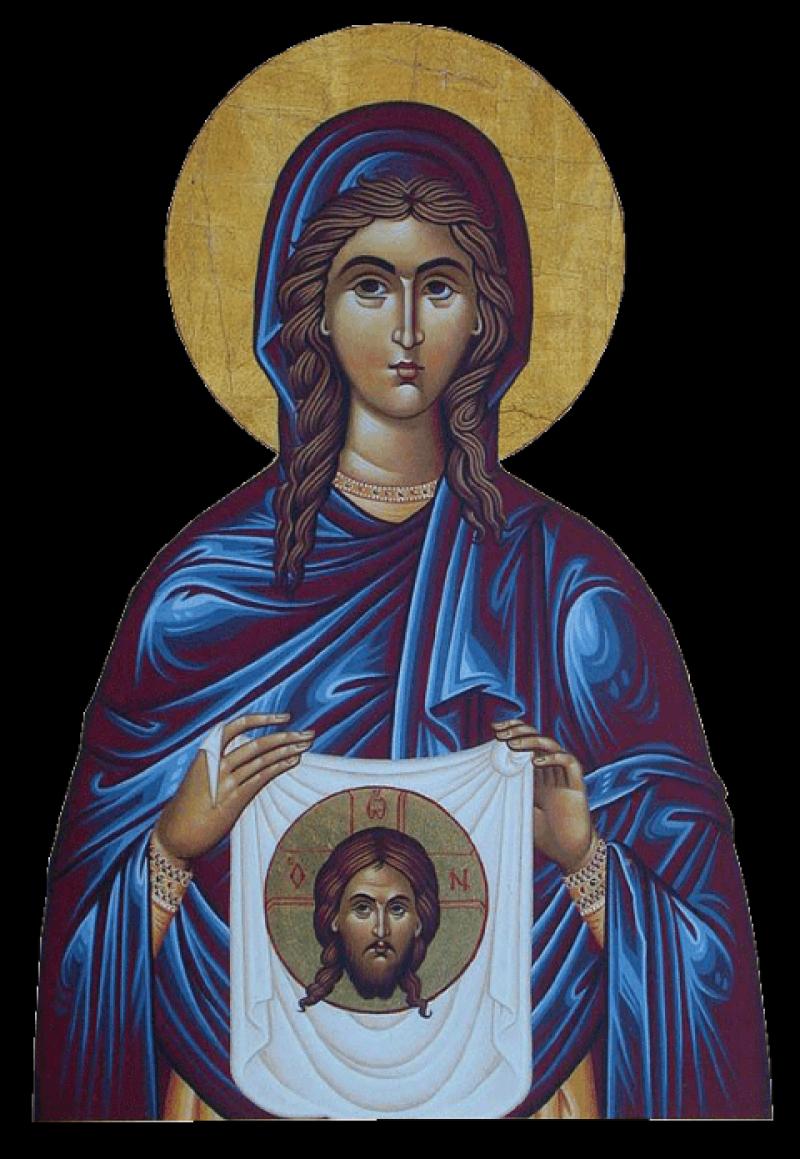 Creștinii o cinstesc astăzi pe Sfânta Veronica
