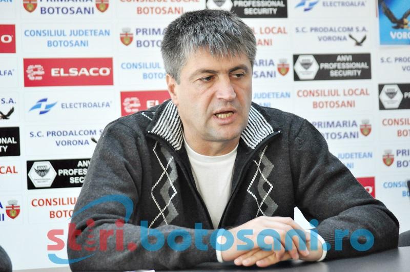 """Cristi Popovici, inaintea meciului cu Astra Giurgiu: """"Vom încerca să obţinem un rezultat bun"""""""
