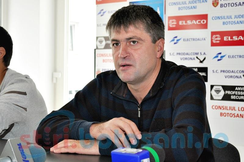 """Cristi Popovici, înaintea meciului cu Steaua: """"Ne dorim să rămână tot sub noi în clasament"""""""