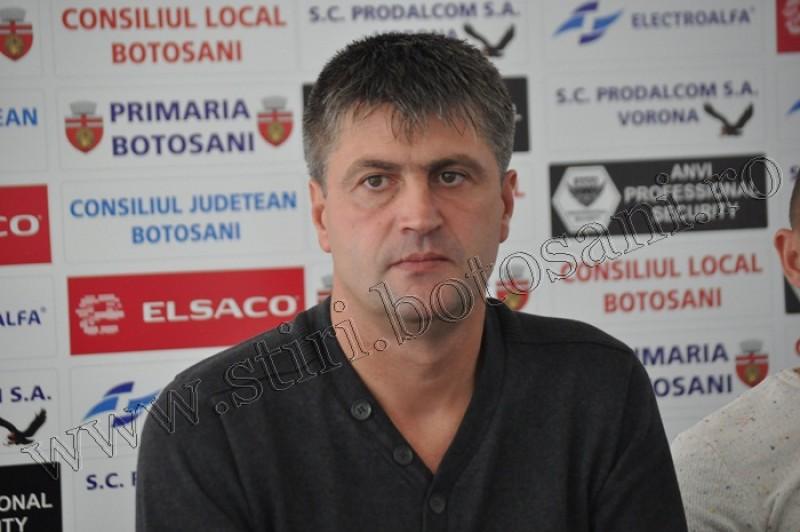 """Cristi Popovici, inaintea meciului cu Viitorul: """"Suntem o echipa mai puternica"""""""