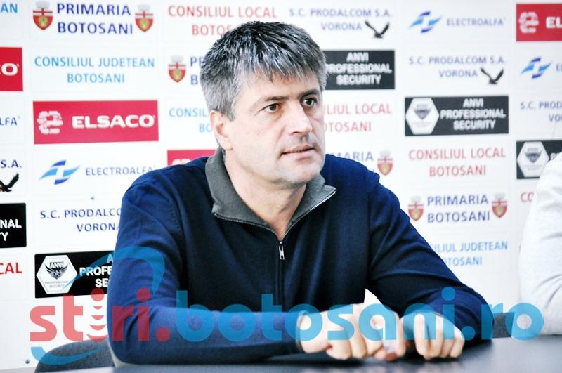 """Cristi Popovici, inaintea meciului de la Galati: """"Mergem sa castigam"""" - VIDEO"""