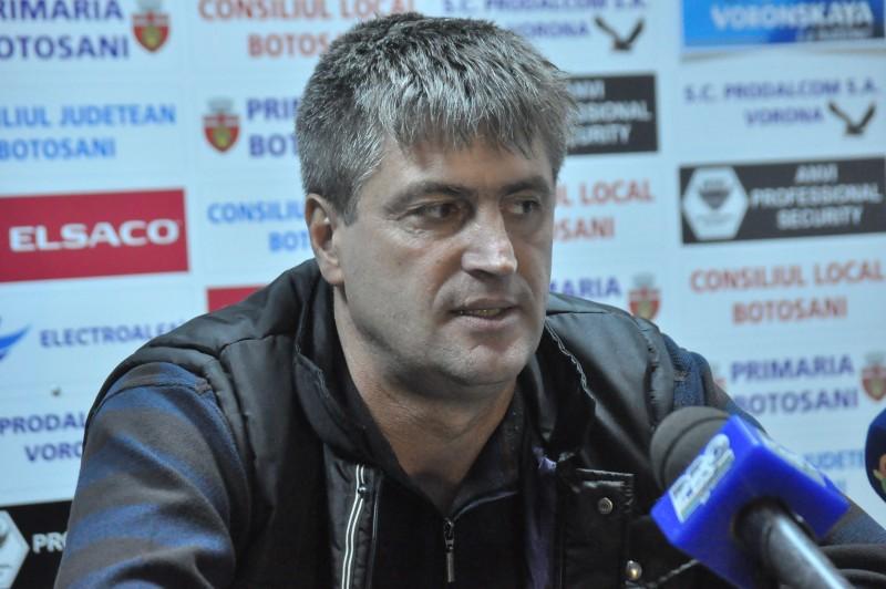"""Cristi Popovici: """"A fost un dus foarte rece pentru noi"""""""