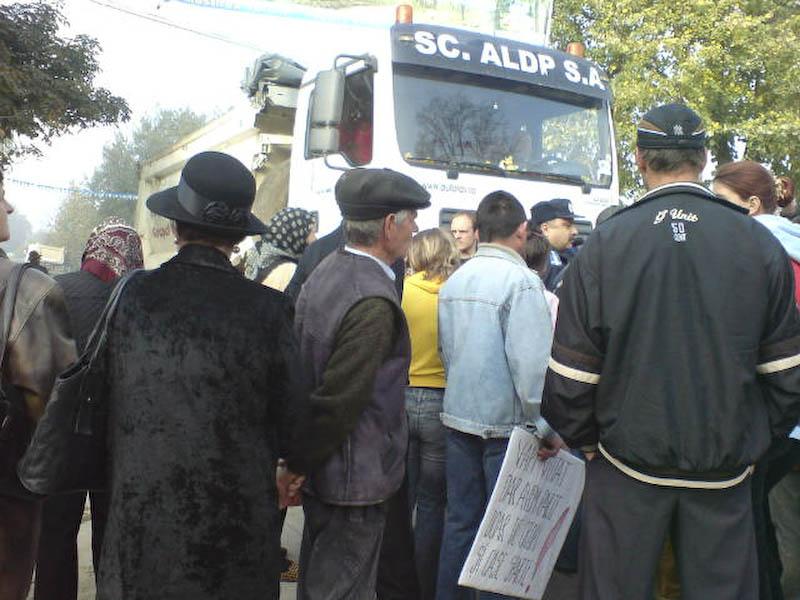 CRISTIAN ACHITEI: Nu putem risca sa blocam tot ce inseamna transport spre Botosani!