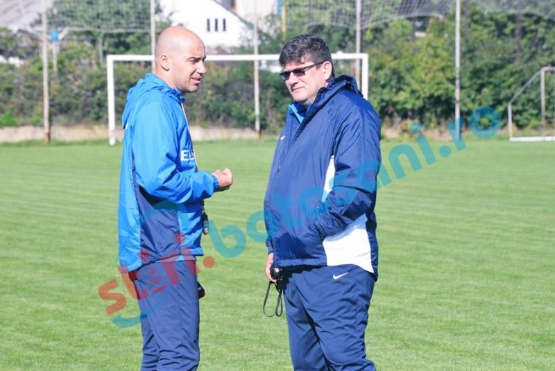 Cristian Pustai si-a ales staff-ul tehnic cu care va lucra la FC Botosani!