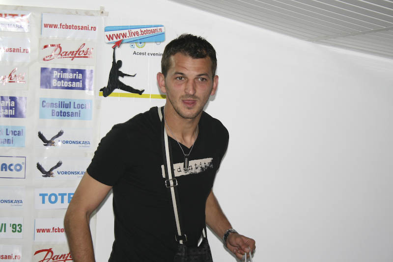 Cristian Ungureanu, atacant Concordia Chiajna: Leo Grozavu cred ca si-a dat seama ce a pierdut!